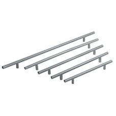 Ручка рейлинговая металлическая сатин RO13-128SN (ящ 160 уп 20)