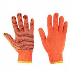 Перчатка ХБ оранжевые PR7 OR (600) (12), шт