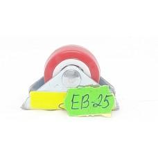 Колеса не поворотная прямая EB-25 (ящик1000(20кг