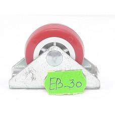 Колеса не поворотная прямая EB-30 (ящик1000(25кг