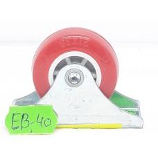 Колеса не поворотная прямая EB-40 (ящик500(30кг