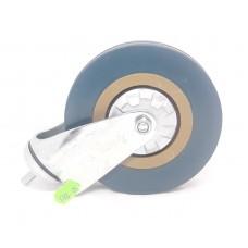 Колеса на резьбе синяя м8 FR8-125 (ящик 85 (85кг