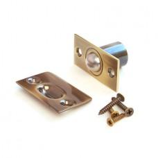 Фиксатор шариковый дверной бронз SP-5 AB ((ящик 540 уп 20
