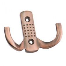Крючок маленький с точкой коричневый KO1AC (ящик 1000 уп 100)