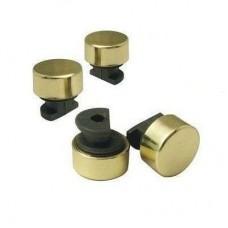 зеркалодержатель металлический набор 4 штуки большие  бронз ZR3  AB (ящик 200уп 20
