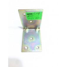 Уголок мебельный металлический   YG606045 (уп 50шт)