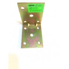 Уголок мебельный металлический   YG656550 (уп 50шт)