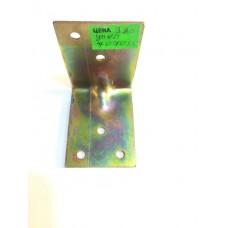 Уголок мебельный металлический   YG707055 (уп 50шт)
