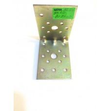 Уголок мебельный металлический   YG808060 (уп 20шт)