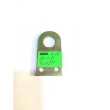 ушка для замка плоская YS160