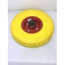 Колеса полиуретановая желтая H-8350 (ящ 10 70кг)