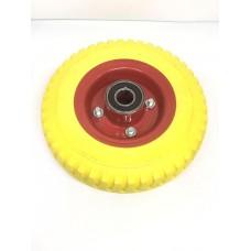 Колеса полиуретановая желтая H-7 250 (ящ 10 50кг)