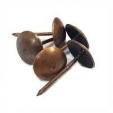 гвозди обивочные коричневый N4