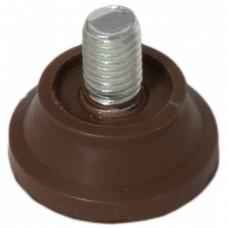 опора регулируемая коричневая М8 314