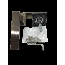 Ручка на розетке алюминий бронза RZ104AB (ящ 20)